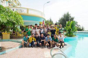 Du lịch hè Hải Tiến 2016 cùng iKame